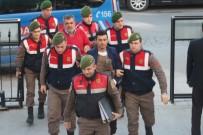 KıZıLPıNAR - Tekirdağ'daki Cinayetin Zanlıları Çanakkale'de Yakalandı