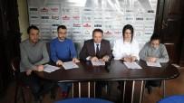 DANıŞTAY - Trabzon'da İç Mimarlar Alan Gaspının Önüne Geçecek