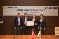 Turkcell Ve Samsung'tan 5G İçin İşbirliği