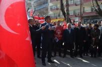 TÜRK SAĞLıK SEN - Türkiye Kamu Sen'den Mehmetçiğe Destek