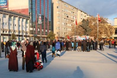 Türkiye Kamu-Sen Kırşehir Temsilciliğinden Afrin Operasyonuna Destek