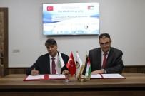 MUSTAFA YAŞAR - Ürdün Al-Balqa Applied Üniversitesi İle Protokol İmzalandı