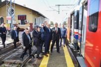 Vali Demirtaş Adana-Toprakkale Hızlı Tren Projesini Yerinde İnceledi