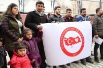 ASKERLİK ŞUBESİ - Vanlı Vatansever Gençlerden Mehmetçiğe Destek