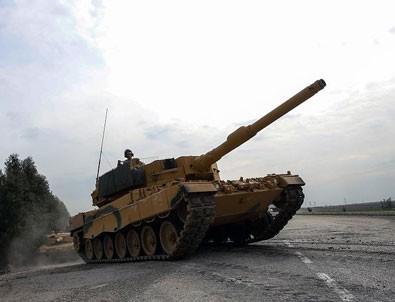 Ve Almanya doğruladı: Tanklar insan hakları ihlalinde bulunmadı