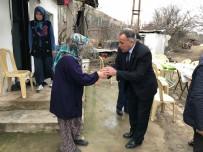 ERSOY ARSLAN - Yaralanan Askerin Ailesine Büyükşehir'den 'Geçmiş Olsun' Ziyareti