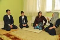 KURU FASULYE - Yardıma İhtiyacı Olan Aileler Ziyaret Ediliyor