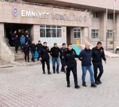 YOZGAT - Yozgat'ta Tefeci Çete Adliyeye Sevk Edildi