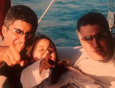 Zeynep Alkan: Özcan Deniz'e ve Tamer Karadağlı'ya aşıktım
