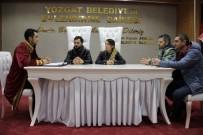 YOZGAT - 14 Şubat'ta Yozgat'ta 4 Çift Dünya Evine Girdi