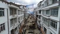 MERKEZİ SİSTEM - 3 İlçede Binalar Artık Tek Renk