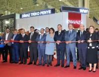 GAZIANTEP TICARET BORSASı - 7. PENTEX Fuarı Açıldı