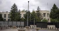 TANDOĞAN - ABD Büyükelçilği'nin Bulunduğu Cadde Zeytin Dalı Oldu