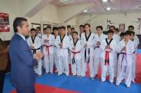 MİLLİ SPORCU - Adışaman'da Taekwondo İl Birinciliği Müsabakaları Sona Erdi