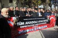 SÜLEYMAN ŞAH - Afrin Şehitleri İçin Gıyabi Cenaze Namazı Kılındı