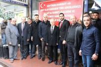 ÇAM SAKıZı - AK Parti Akhisar Gençlik Kollarından Şehitler İçin Lokma Hayrı