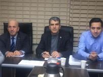 İSMAIL YıLDıRıM - AK Parti Merkez İlçe Yönetim Kurulu Toplandı