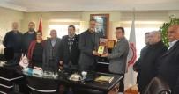 EMEKLİ ALBAY - Alevi Kültür Derneklerinden Mehmetçiğe 40 Bin TL Bağış