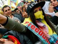 EMNİYET TEŞKİLATI - Almanya'da PKK'ya şok! Yasaklandı