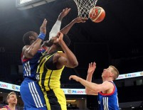 BROWN - Anadolu Efes Fenerbahçe'yi Geçip Yarı Finale Yükseldi