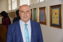 YUSUF ARSLAN - Aydın'da Ebru Sergisi Açıldı