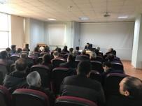 EMNİYET AMİRLİĞİ - Bahçesaray'da 'Kaliteli Eğitim' Konulu Toplantı