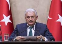 CUMHURBAŞKANLIĞI SEÇİMİ - Başbakan Yıldırım Açıklaması 'Yunanistan Ve Türkiye Genelkurmay Başkanları Mayıs Ayında Brüksel'de Bir Araya Gelecek'