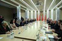 TEMSİLCİLER MECLİSİ - Başbakan Yıldırım, Belarus Cumhuriyet Konseyi Başkanı Myasnikovich İle Görüştü