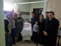 YEŞILKENT - Başkan Bakıcı'dan Hasta Ziyaretleri