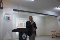 HALUK CÖMERTOĞLU - Başkan Cömertoğlu Kent Sorunları Ve Yerel Yönetimleri Anlattı