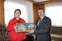 Başkan Tutal'dan Engelli Ailelerine Ziyaret