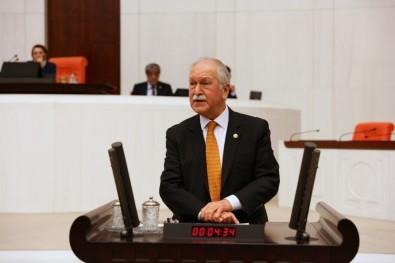 Bektaşoğlu, Meclis'te Giresun'un Sorunlarını Anlattı