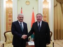 AHMET ARSLAN - Belarus'ta Heyetlerarası Görüşme