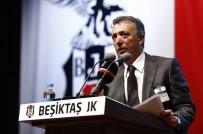 AHMET NUR ÇEBİ - Beşiktaş 2. Başkanı Ahmet Nur Çebi, Üniversiteli Beşiktaşlılarla Buluşuyor