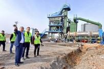 ŞAHIN ÖZER - Bu Yıl Hedef 100 Bin Ton Asfalt Üretimi