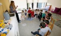 YEREL YÖNETİMLER - Çankaya'da Çocuklar Eğlenerek İngilizce Öğreniyor
