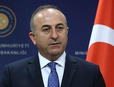 Çavuşoğlu: Kandil'e operasyon olmalı