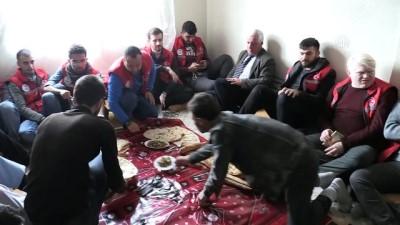 'Damla Ekspresi' Gönüllüleri Bitlis'i Gezdi
