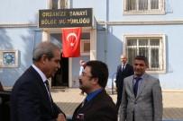 BELEDİYE MECLİS ÜYESİ - Demirkol, İşsizlikle Mücadele İçin OSB Müdürü İle Bir Araya Geldi