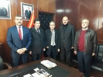 Demokrat Eğitimciler Sendikası'ndan MHP'ye Ziyaret