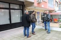 AHMET ATEŞ - Dükkanda Kilitli Kalan Kedi Yalova'yı Ayağa Kaldırdı