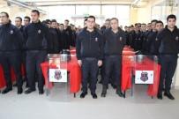 İNFAZ KORUMA - Elazığ'da 137 İnfaz Koruma Memuru Yemin Etti