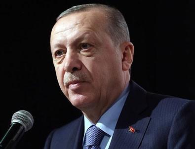 Erdoğan'dan CHP'li Ağbaba'ya suç duyurusu