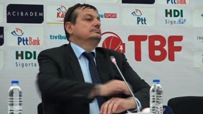 Ergin Ataman Açıklaması 'Oyunun Hakimiyeti Son Ana Kadar Bizdeydi'