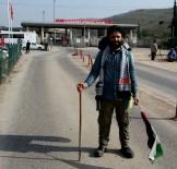 TEKSTİL İŞÇİSİ - Filistin İçin 54 Gün Yürüdü