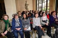 PARİS BÜYÜKELÇİSİ - First Lady'ler Türkiye Büyükelçiliği Rezidansında Buluştu