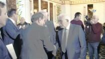 DİVAN KURULU - Galatasaray Divan Kurulu Başladı