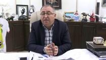 VEFA SALMAN - Garajda Mahsur Kalan Kedi Kurtarılmayı Bekliyor