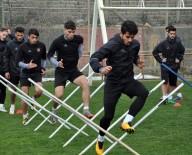 OKTAY DERELİOĞLU - Gaziantepspor, Erzurumspor Maçı Hazırlıklarını Sürdürdü