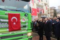 ERDOĞAN TURAN ERMİŞ - Giresun'un Görele İlçesinde Kaymakam Ve Muhtarlar Derneği Kampanya Başlattı